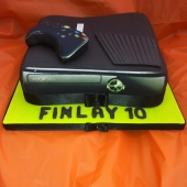 Picture of Xbox Cake