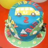 Picture of Balamory Cake