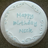 Picture of Any Name Cake