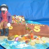Picture of Pirate Cake