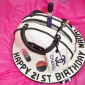 Picture of Chanel Handbag Cake