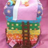 Picture of Princess and the Pea Cake