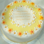 Picture of Daisy Cake