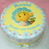 Picture of Fifi & the Flowertots Cake
