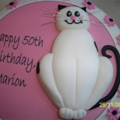 Picture of Cat Lovers Cake