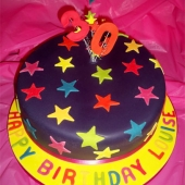 Picture of Star Fun Cake