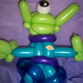 Picture of Alien Balloon