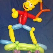 Picture of Bart Balloon