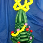 Picture of Christmas Tree Balloon