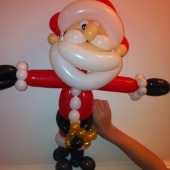 Picture of Fun Santa Balloon