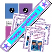 Picture of Disco Party Printable Games & Ideas Kit