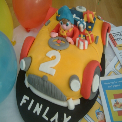 Picture of Noddy Cake