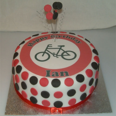 Picture of Cycling Cake