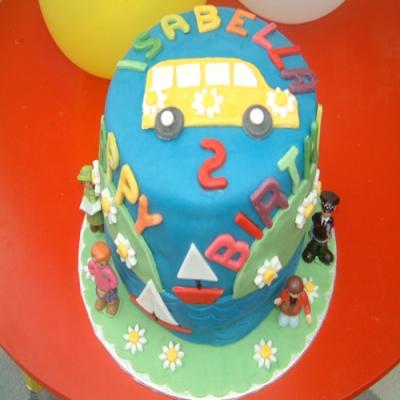 Picture of Balamory Cake