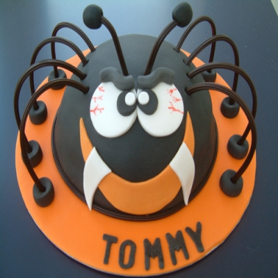 Picture of Spider Cake