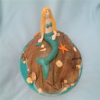 Picture of Mermaid Cake