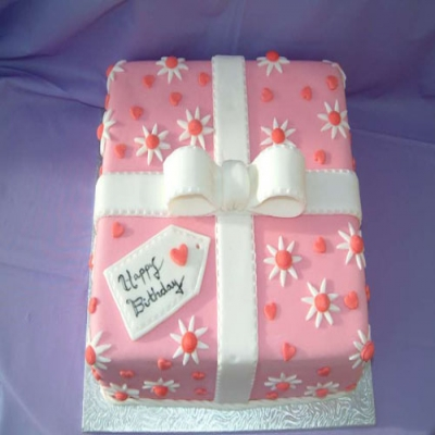Picture of Birthday Gift Cake