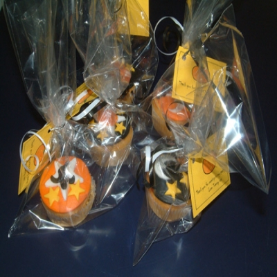 Picture of Halloween Cupcakes