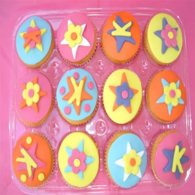 Picture of Bright Cupcakes