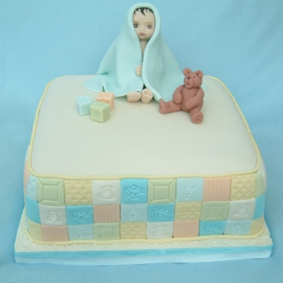 Picture of Baby Boy Christening