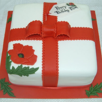 Picture of Poppy Cake