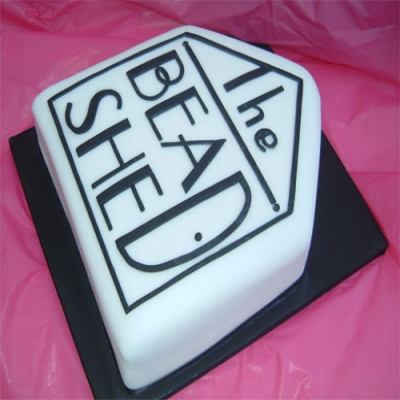 Picture of Store Opening Cake