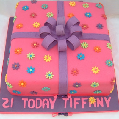 Picture of Gift Box Cake