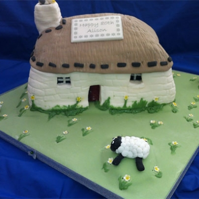 Picture of Crofters Cottage Cake