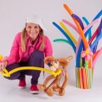 Silly Gilly Balloon Modeller Carlisle Cumbria
